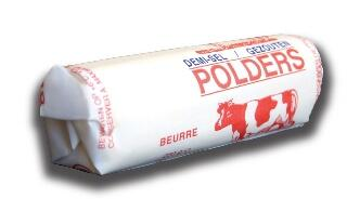 Polderse boter gezouten