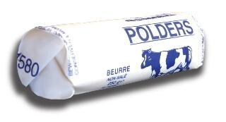 Polderse boter ongezouten