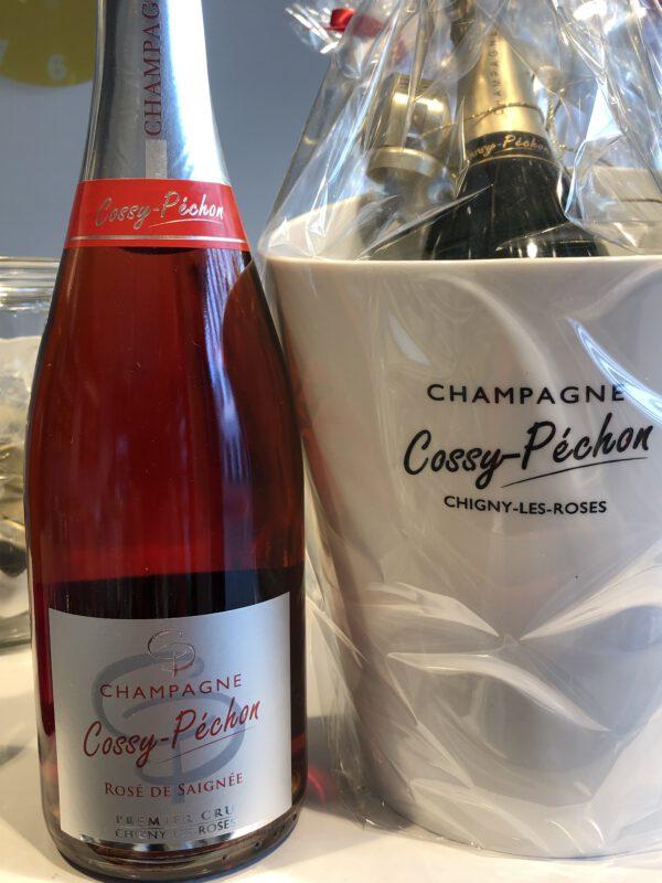 Champagne Rose 1er Cru