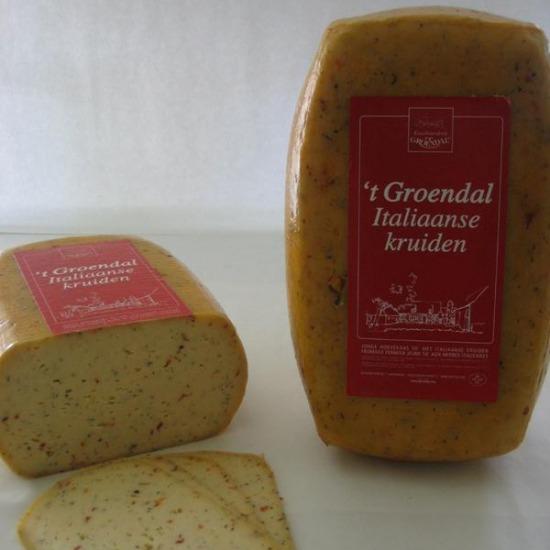 Groendal Italiaanse kaas