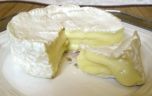 Camembert lait cru Anny