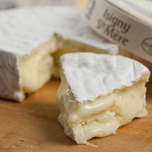 Camembert queton d'isigny